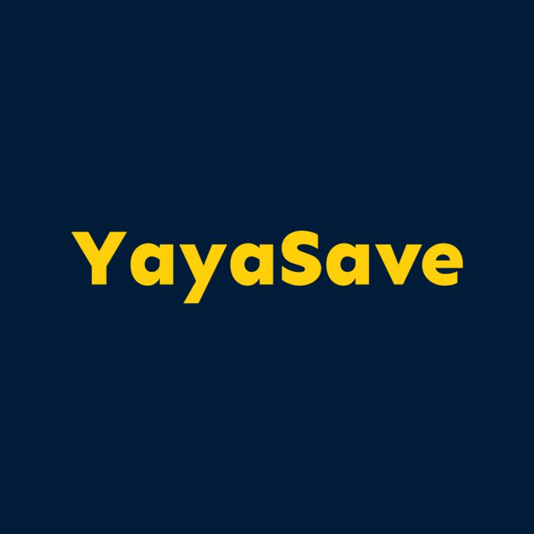 YayaSave Logo